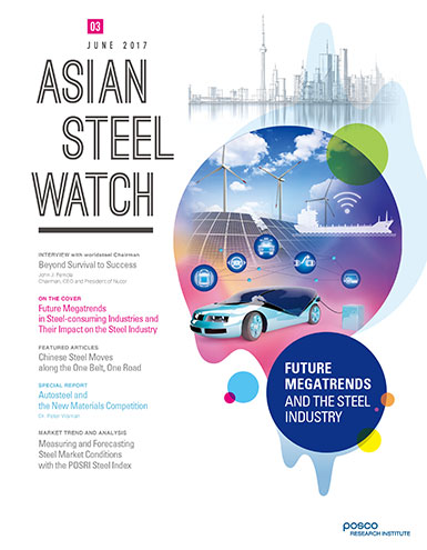 [Asian Steel Watch] Vol.3 (2017.6)